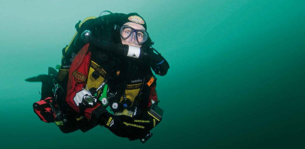 Closed circuit rebreather gas planning