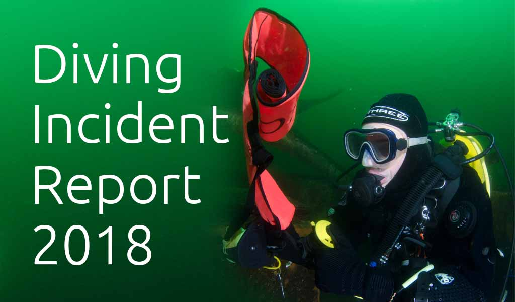 Annual Diving Incident Report