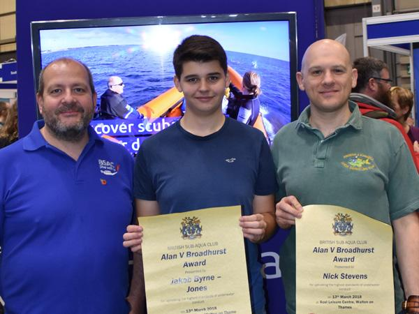 Congratulations to the winners of the BSAC Alan Broadhurst Safety Award