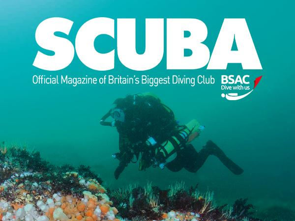 Thumbnail photo for Fully digital SCUBA magazine - out now!