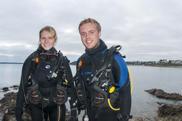 Thumbnail photo for Diver Training Review - Sports Diver Update