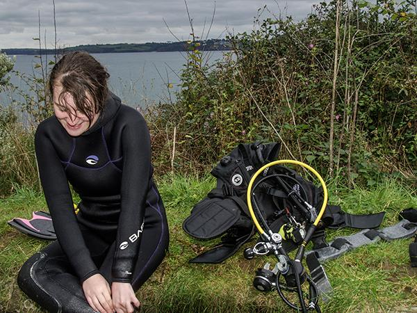 Thumbnail photo for Cautious optimism in our preparation for return to diving