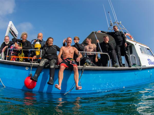 Thumbnail photo for SoS: Support UK charter boats with BSAC