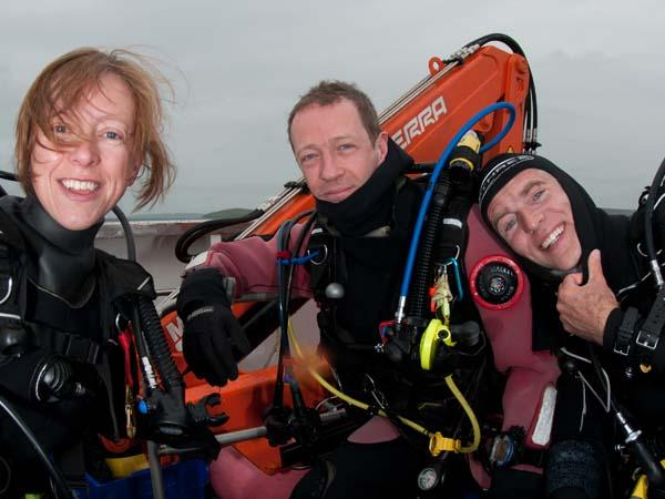 Thumbnail photo for Now's the time to recruit already trained divers to your club