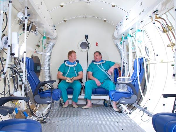 Hyperbaric chamber provision top of the agenda for British Diving Safety Group (BDSG)