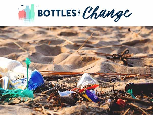 Bottles for change - MCS - Natasha Ewins