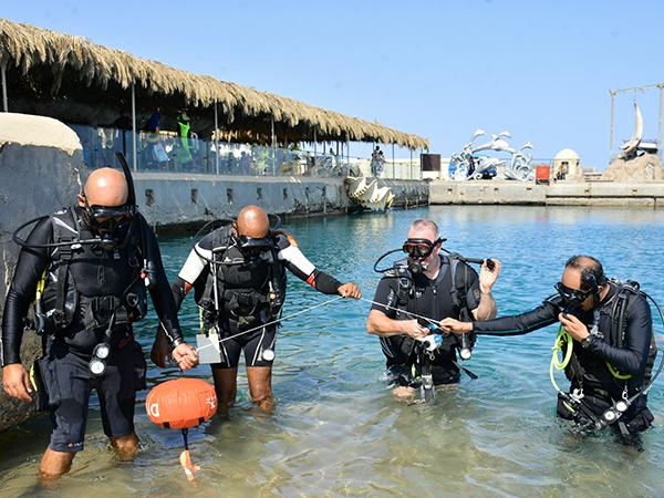 Thumbnail photo for BSAC dives into the Red Sea with the launch of BSAC Egypt