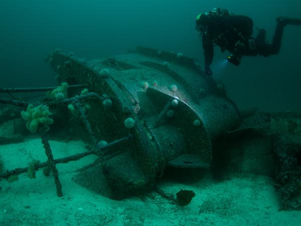 Thumbnail photo for BSAC's online wreck guides hit the mark
