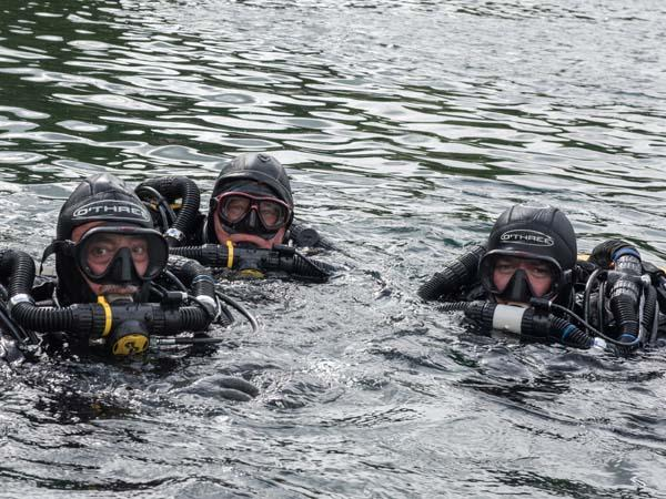 Thumbnail photo for BSAC updates its Technical Diving Standards