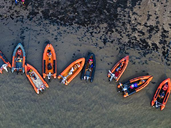 Thumbnail photo for Good news for the safe resumption of boat diving in England