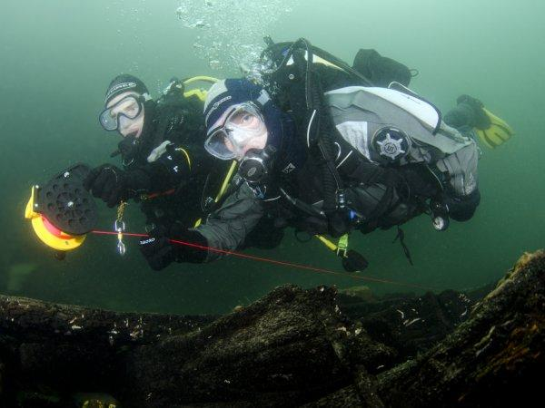 Thumbnail photo for Top tips to find the shotline at the end of your dive