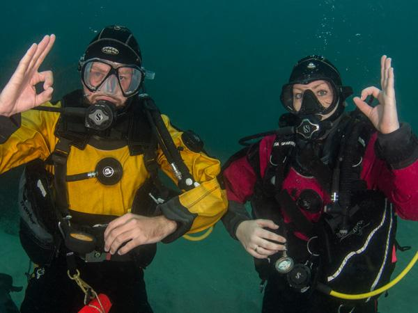 Thumbnail photo for Scuba diving incidents – don't keep them secret