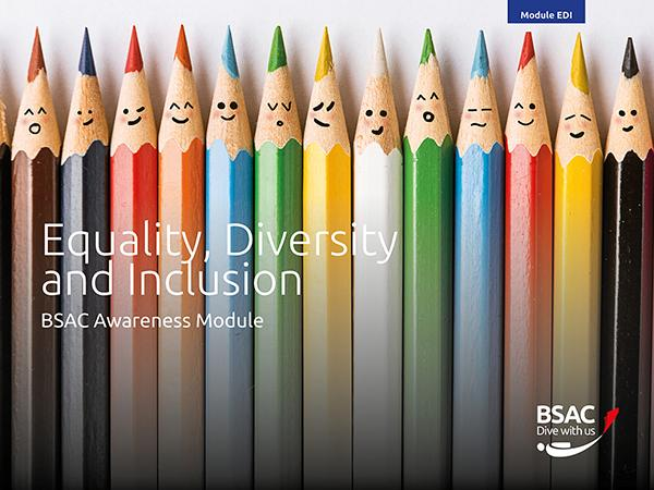 Thumbnail photo for BSAC focuses on equality, diversity and inclusion