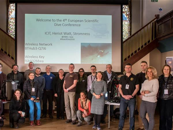 European Conference on Scientific Diving
