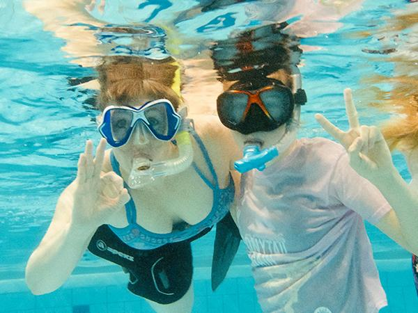 Thumbnail photo for Experience Snorkelling sessions - for friends, family and more