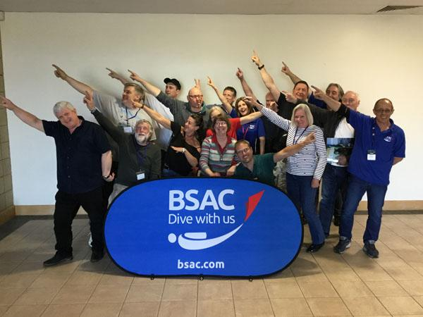 A BSAC club group image