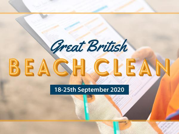 Thumbnail photo for Get involved with the Great British Beach Clean