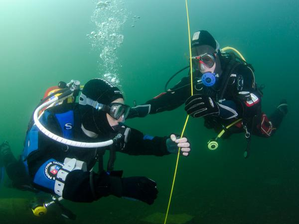 Thumbnail photo for Getting back to diver training during Covid