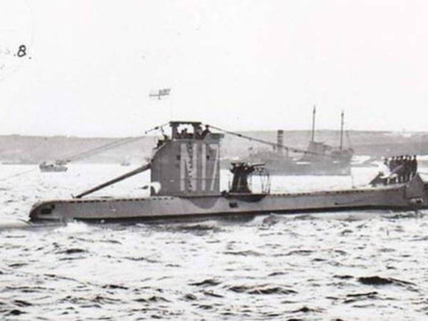 Thumbnail photo for Wreck of famous British WWII submarine found off Malta