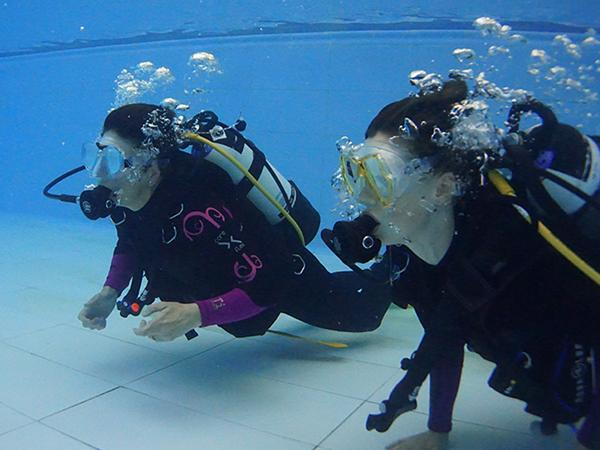Thumbnail photo for Clarification for divers on updated 'indoor team sports' restrictions