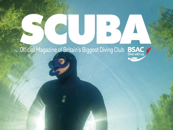 Thumbnail photo for August iSCUBA out now... complete with new 'Protect Our Seas' section
