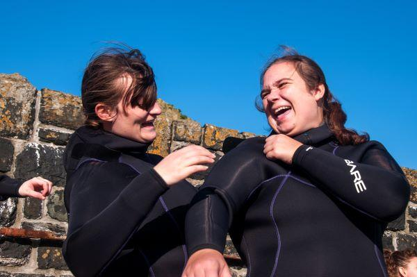 Thumbnail photo for Mental health and scuba diving - the conversation continues