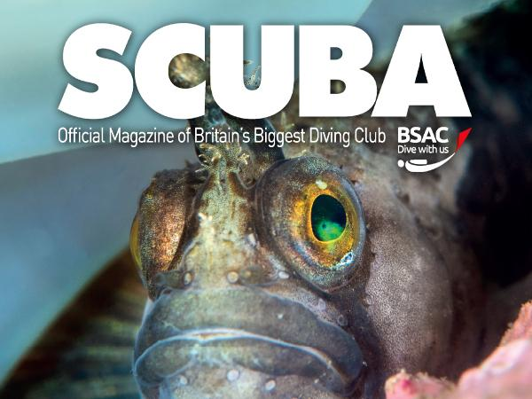 Thumbnail photo for SCUBA returns to print for March 2021 issue