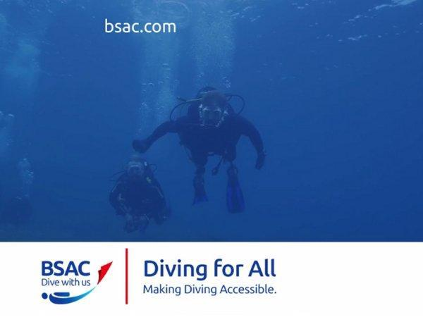 Thumbnail photo for Truly inspirational…making diving accessible