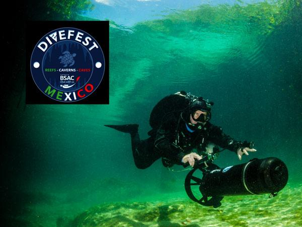 Thumbnail photo for BSAC's diving centre in Mexico to run DiveFest in 2019