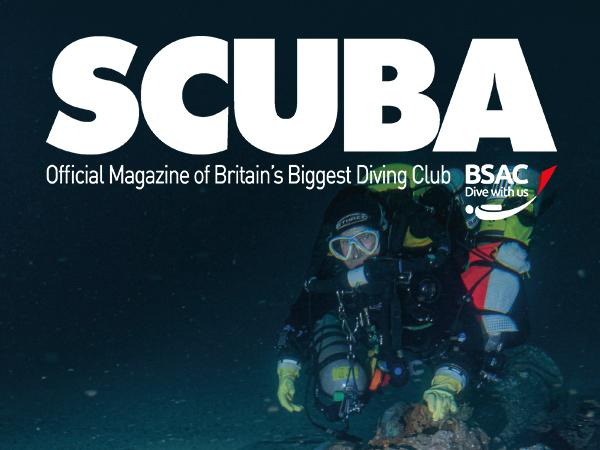 Thumbnail photo for Catch up on BSAC news with November iSCUBA