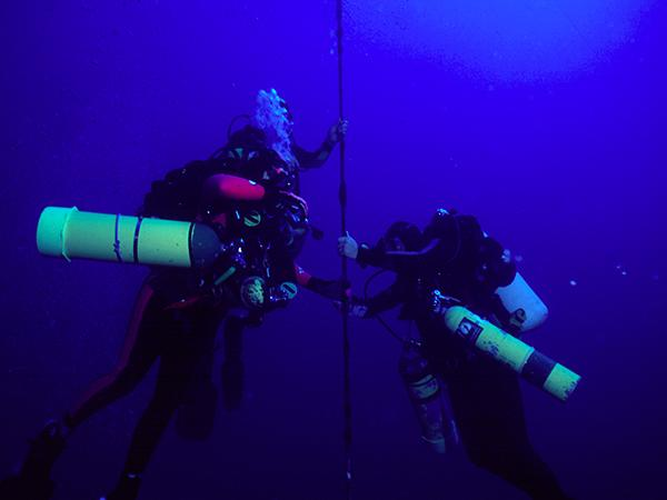 Thumbnail photo for BSAC updates gas mixture recommendations for Open-circuit Mixed Gas divers