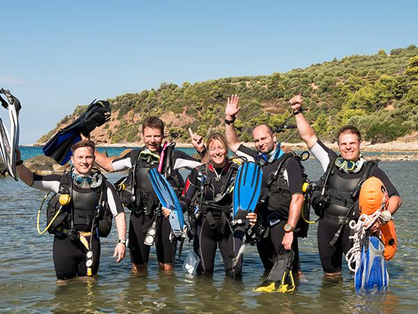 Thumbnail photo for Offering Ocean Diver referrals could boost your club's new trainee intake