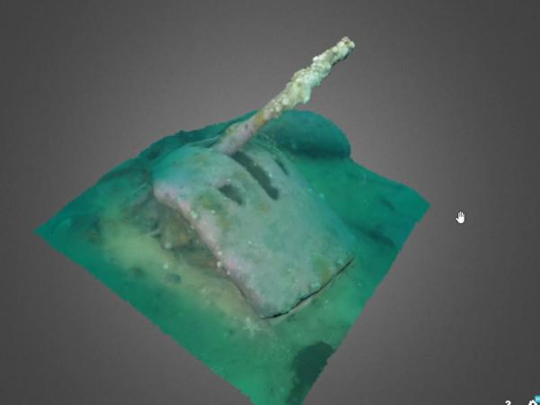 BSAC developing a process to turn videos into Photogrammetry