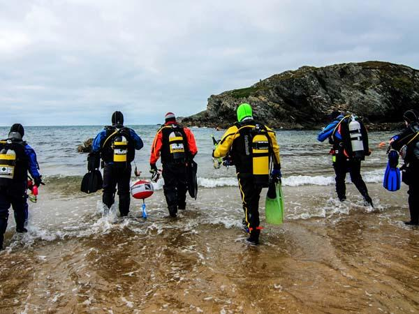 Thumbnail photo for Re-entry: Start your season a safer diver