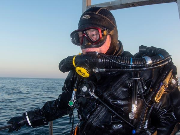 Recent rebreather diving incident results in safety message for all divers