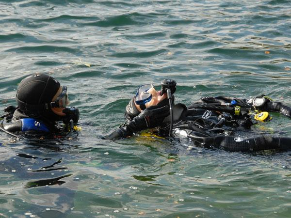 Thumbnail photo for New Guidance Released by BSAC on Immersion Pulmonary Oedema for Scuba Divers and Instructors