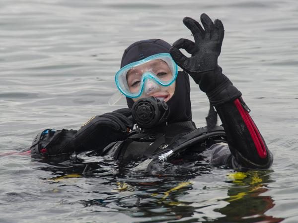 Thumbnail photo for Keep your diving qualifications up to date