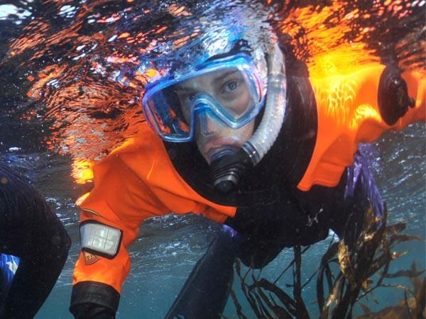 Thumbnail photo for Growing concern over full face snorkel masks