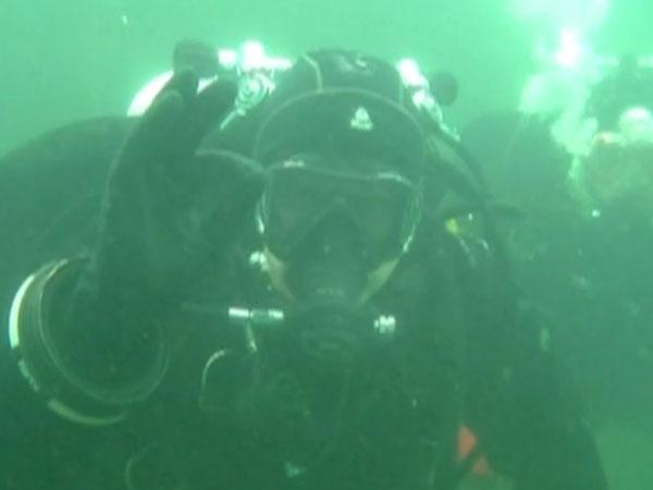 Thumbnail photo for BSAC club trip to Stoney Cove scuba diving