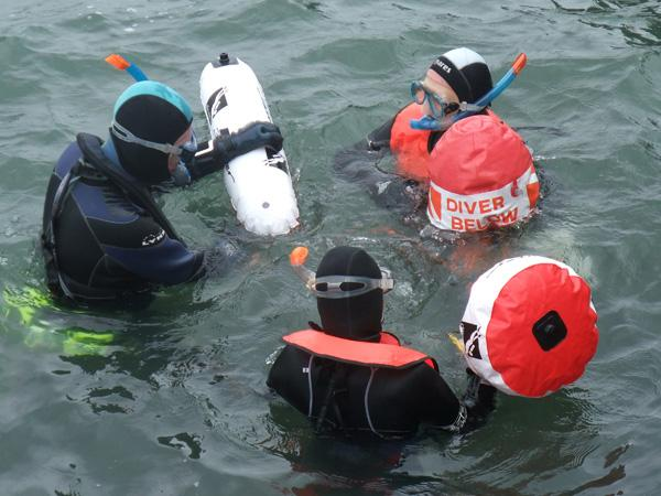 Thumbnail photo for The value of rescue skills in Snorkelling