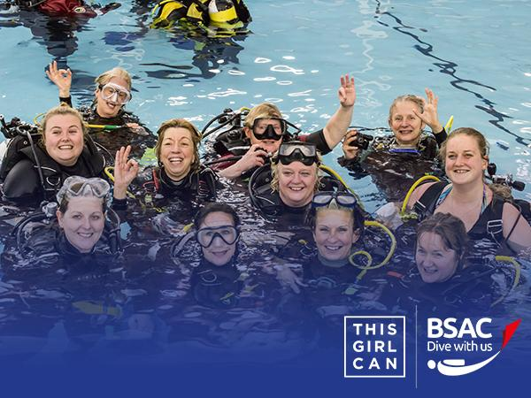 Thumbnail photo for BSAC to support new This Girl Can campaign