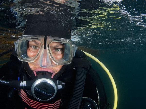 Thumbnail photo for The art of compromise when safely returning to diving