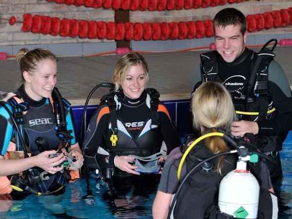 All you need to know about learning to scuba dive