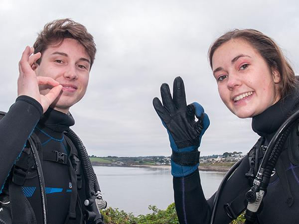 Thumbnail photo for The positive impact diving has on your mental health