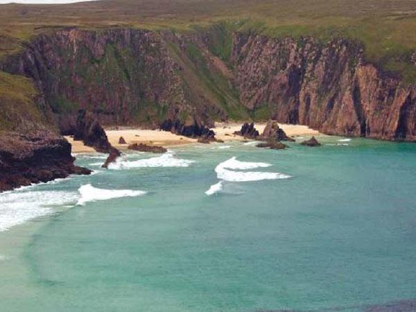 Thumbnail photo for Adventurous snorkelling at Cape Wrath, North West Scotland