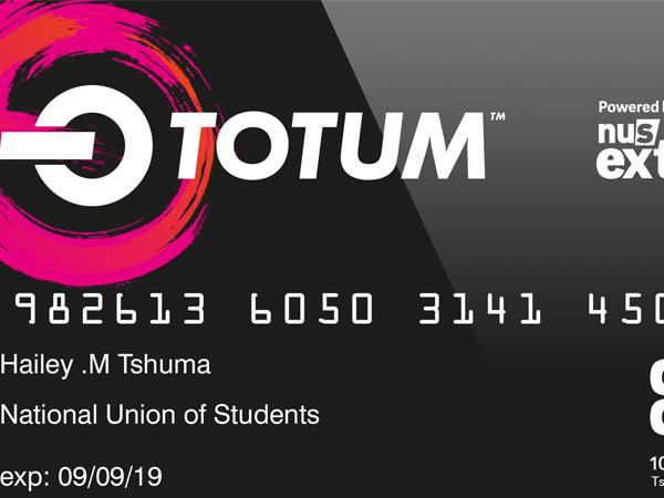 Thumbnail photo for TOTUM Student Discount card for BSAC members