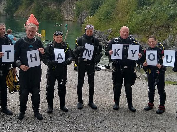 Thumbnail photo for A massive thank you to our volunteers