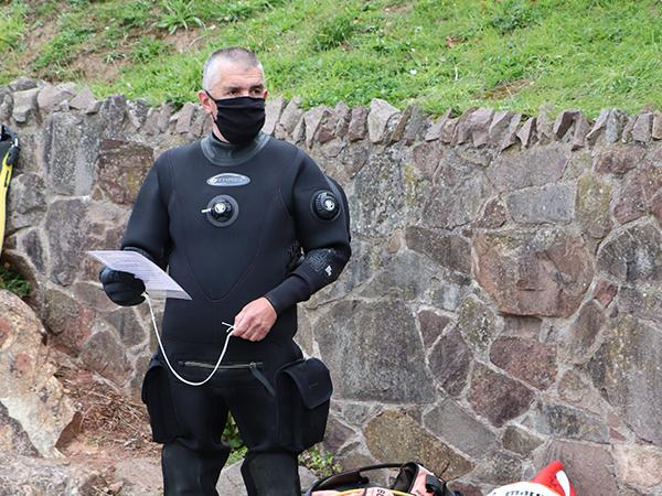 Thumbnail photo for What the Welsh 'firebreak' lockdown means for diving