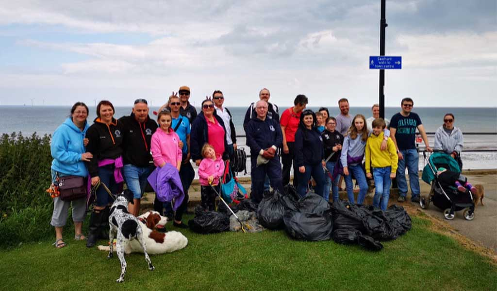 Pontefract Scuba Club win BSAC Marine Clean 2018 photo competition