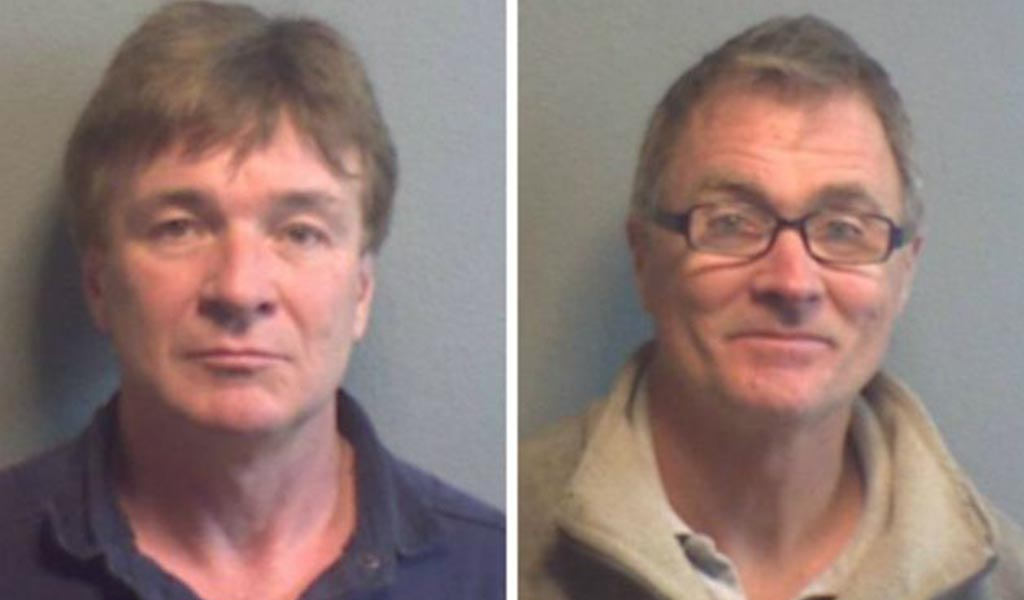 John Blight and Nigel Ingram will serve time in jail - Kent Police